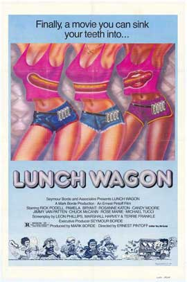 Lunch Wagon - 27 x 40 Movie Poster - Style A