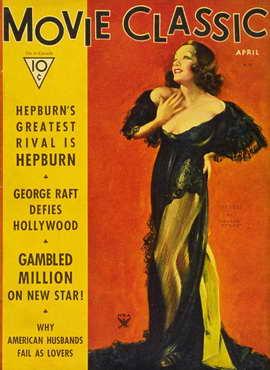 Lupe Velez - 11 x 17 Movie Classic Magazine Cover 1930's