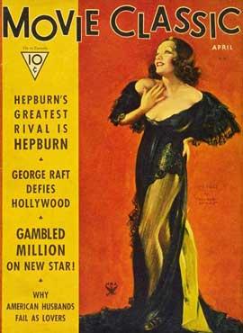 Lupe Velez - 27 x 40 Movie Poster - Movie Classic Magazine Cover 1930's