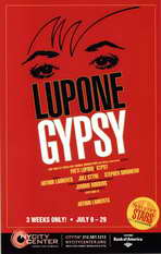 Lupone Gypsy (Broadway) - 11 x 17 Poster - Style A