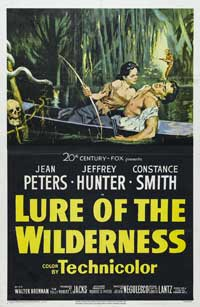Lure of the Wilderness - 43 x 62 Movie Poster - Bus Shelter Style A