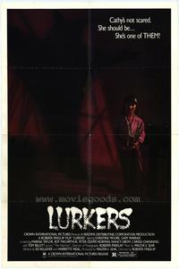 Lurkers - 27 x 40 Movie Poster - Style A