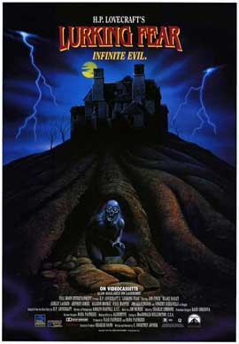 Lurking Fear - 27 x 40 Movie Poster - Style A