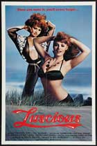 Luscious - 11 x 17 Movie Poster - Style B