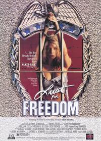 Lust for Freedom - 11 x 17 Movie Poster - Style A