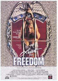 Lust for Freedom - 43 x 62 Movie Poster - Bus Shelter Style A