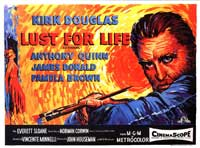 Lust for Life - 11 x 17 Movie Poster - UK Style A