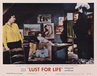 Lust for Life - 11 x 14 Movie Poster - Style J