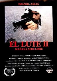 Lute II, El - 27 x 40 Movie Poster - Spanish Style A