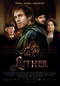Luther - 43 x 62 Movie Poster - Bus Shelter Style A