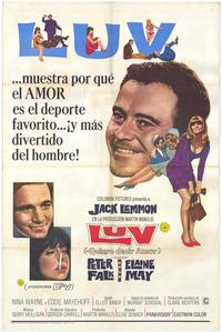 Luv - 11 x 17 Movie Poster - Spanish Style A