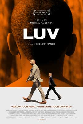 LUV - 11 x 17 Movie Poster - Style B