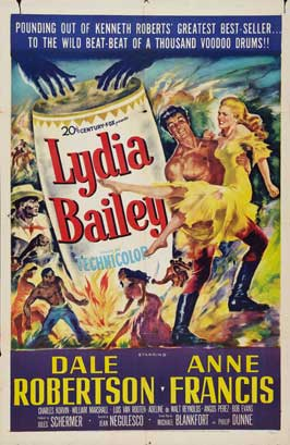 Lydia Bailey - 27 x 40 Movie Poster - Style A