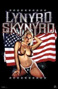 Lynyrd Skynyrd - Music Poster - 22 x 34 - Style A