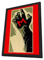 M - 11 x 17 Poster - Foreign - Style A - in Deluxe Wood Frame