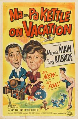 Ma and Pa Kettle at the Fair - 11 x 17 Movie Poster - Style B