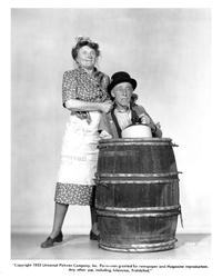 Ma and Pa Kettle Back on the Farm - 8 x 10 B&W Photo #1