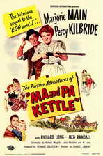 Ma and Pa Kettle - 11 x 17 Movie Poster - Style A