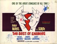 Best of Enemies - 11 x 14 Movie Poster - Style A