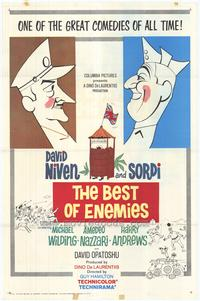Best of Enemies - 11 x 17 Movie Poster - Style A