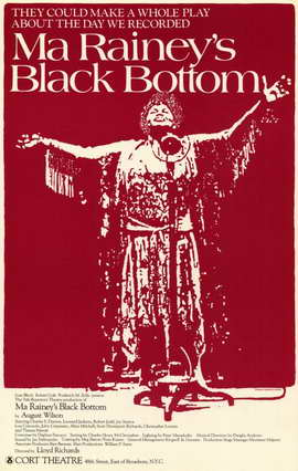 Ma Rainey's Black Bottom (Broadway) - 11 x 17 Poster - Style A