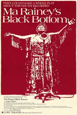 Ma Rainey's Black Bottom (Broadway) - 27 x 40 Movie Poster - Style A
