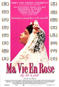 Ma Vie En Rose - 43 x 62 Movie Poster - Bus Shelter Style A
