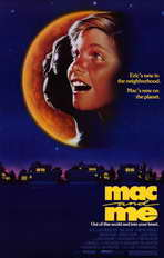 Mac and Me - 11 x 17 Movie Poster - Style A