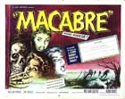 Macabre - 30 x 40 Movie Poster UK - Style A