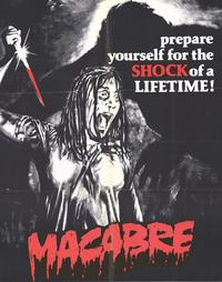 Macabre - 22 x 28 Movie Poster - Half Sheet Style A