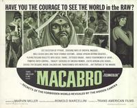 Macabro - 11 x 14 Movie Poster - Style A