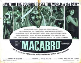 Macabro - 11 x 14 Movie Poster - Style B