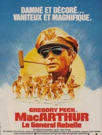 MacArthur - 11 x 17 Movie Poster - French Style A