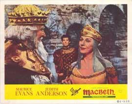 Macbeth - 11 x 14 Movie Poster - Style G