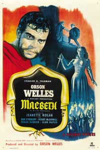Macbeth - 43 x 62 Movie Poster - Bus Shelter Style A