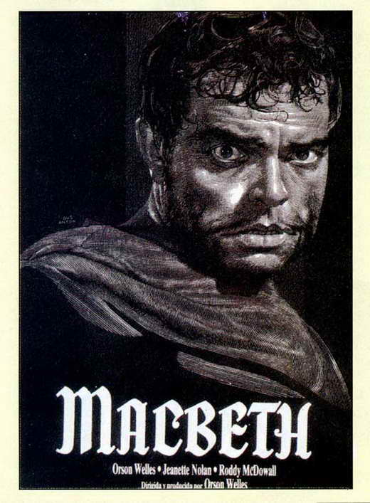 macbeth movie posters from movie poster shop