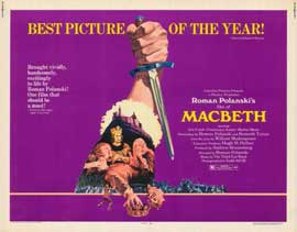 Macbeth - 11 x 14 Movie Poster - Style A