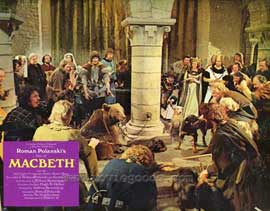 Macbeth - 11 x 14 Movie Poster - Style D