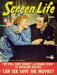 Jeanette MacDonald - 27 x 40 Movie Poster - Screen Life Magazine Cover 1930's Style B