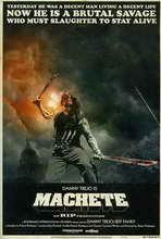 Machete - 27 x 40 Movie Poster - Style B