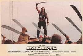 Machete - 27 x 40 Movie Poster - Style A