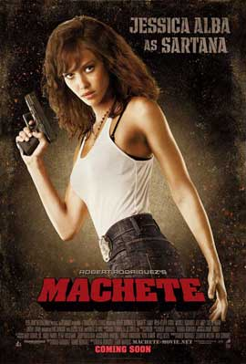 Machete - 27 x 40 Movie Poster - Style H