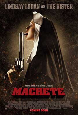 Machete - 27 x 40 Movie Poster - Style G