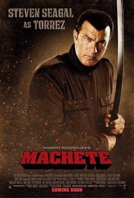 Machete - 27 x 40 Movie Poster - Style I