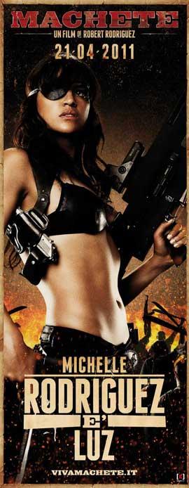 Machete - 14 x 36 Movie Poster - Insert Style D