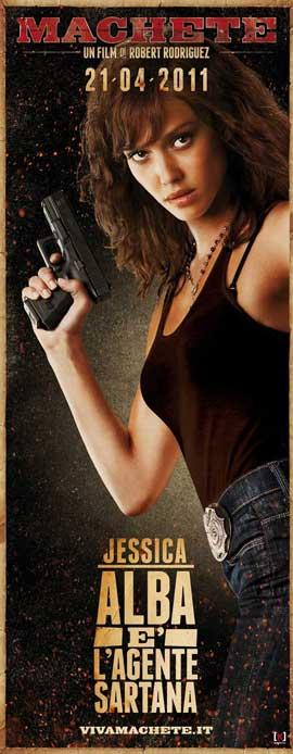 Machete - 14 x 36 Movie Poster - Insert Style E