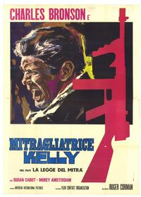 Machine Gun Kelly - 39 x 55 Movie Poster - Italian Style A