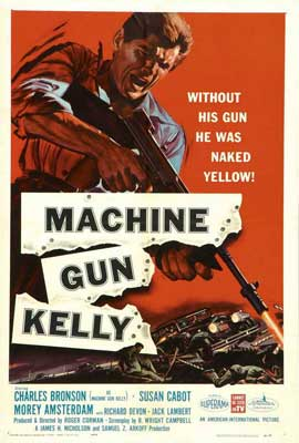 Machine Gun Kelly - 27 x 40 Movie Poster - Style A