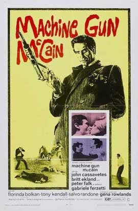 Machine Gun McCain - 27 x 40 Movie Poster - Style B