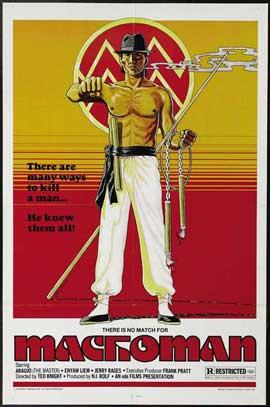 Machoman - 11 x 17 Movie Poster - Style A